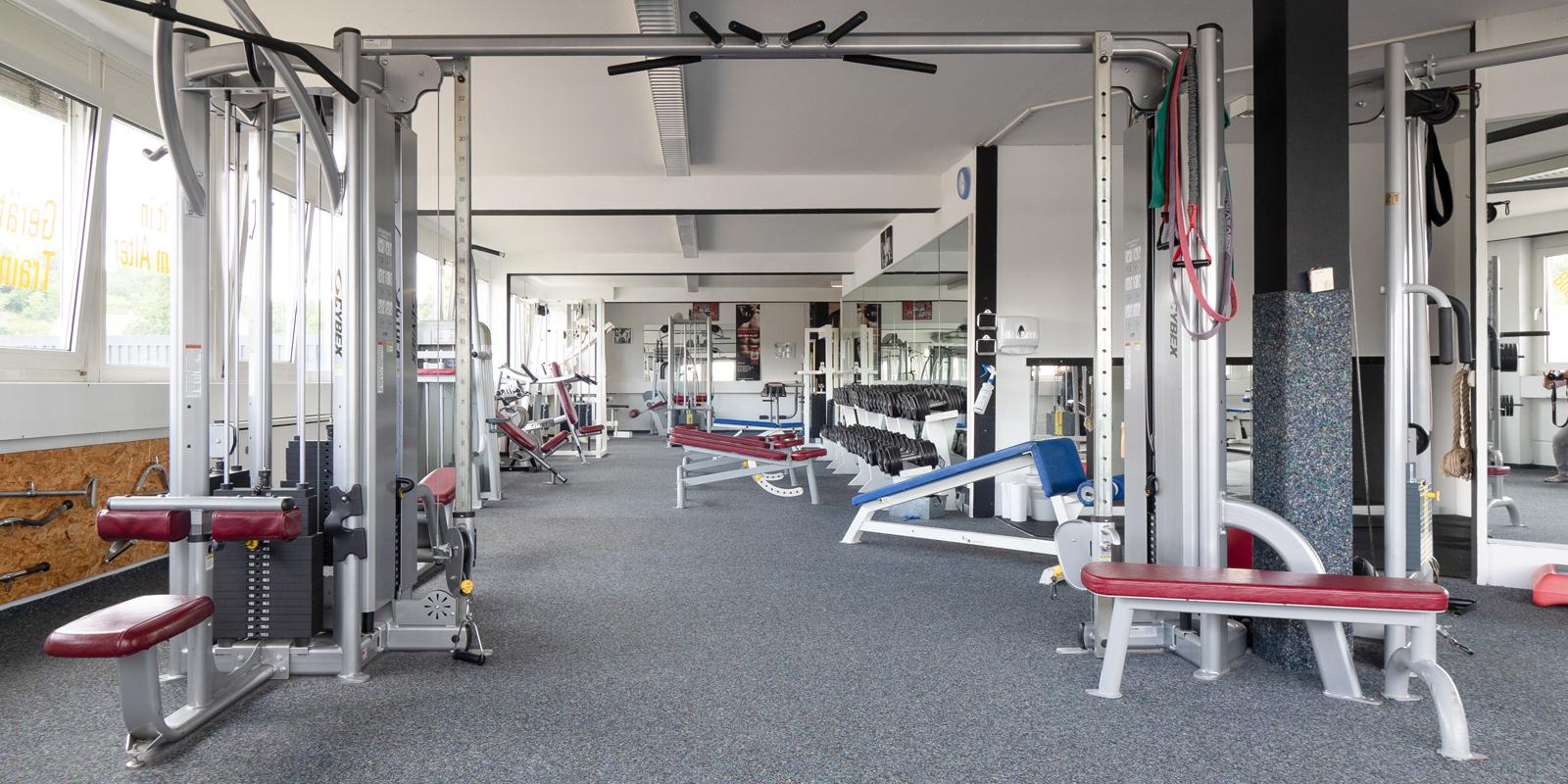Fitnessstudio Königsbach Stein